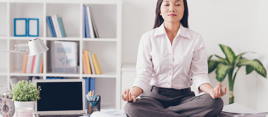 El milagro de la respiración yoga para las mujeres ocupadas