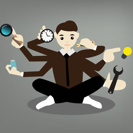 El mito del multitasking - ¡Que terrible!