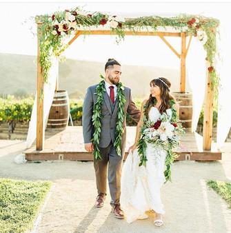 Congrats to our bride Danielle!  How gor