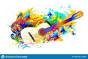 music-summer-festival-background-guitar-