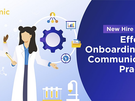 New Hire To-Do's: Effective Onboarding and Communication Practices