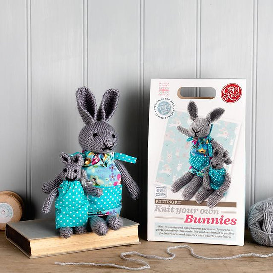 Knit your own bunnies