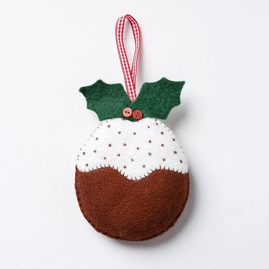 Christmas Pudding Mini Sewing Kit