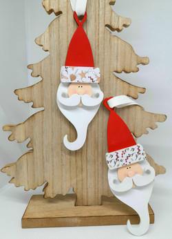 MDF Santa decoration