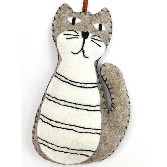 Grey Cat Mini Kit