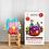 Thumbnail: Patchwork Owl sewing kit