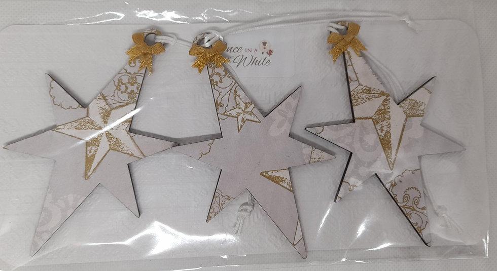 Napkin Stars