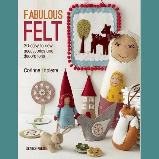 Fabulous Felt Book