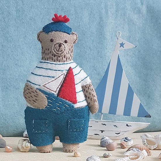 Marcel The Sailor Bear