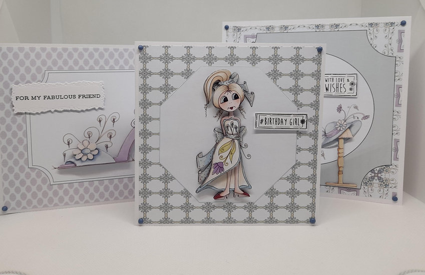 Fabulous Ladies Card Collection