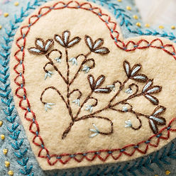 Corinne-Lapierre-Felt-Embroidered-Heart-