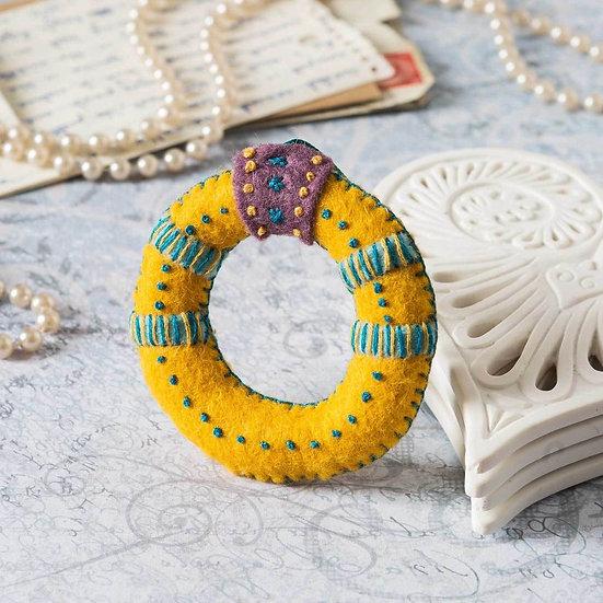 Gold Ring Mini Kit