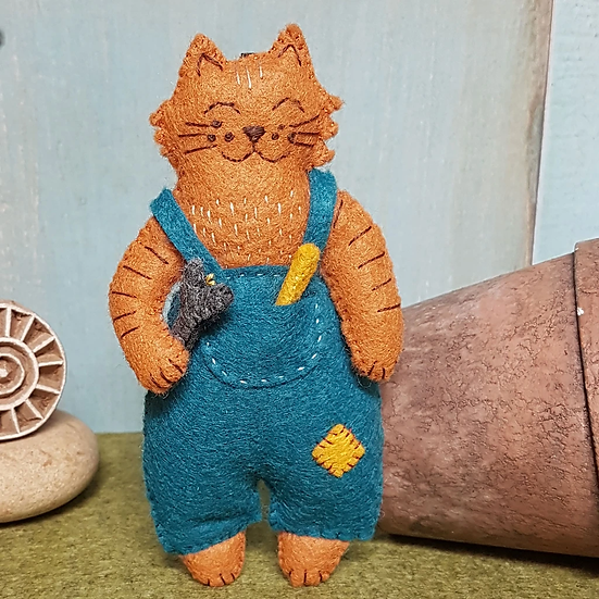 Mr Cat, Mechanic