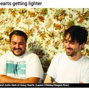 Heavy Hearts lighten up
