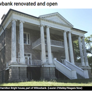 Willowbank renovated and open