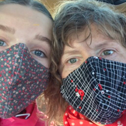 Masks/ face coverings for personal use during COVID-19