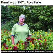 Farm-hers of NotL: Rose Bartel