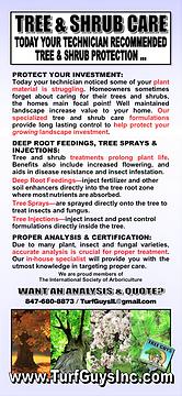 TECH TREE & SHRUB CARE