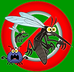 We are the Mosquito & Tick Guys, industry leaders in mosquito, flea and tick control and bug barrier home foundation sprays. As your bug eradicators we get rid of mosquitoes, fleas, ticks, spiders, ants and most other crawling insects.