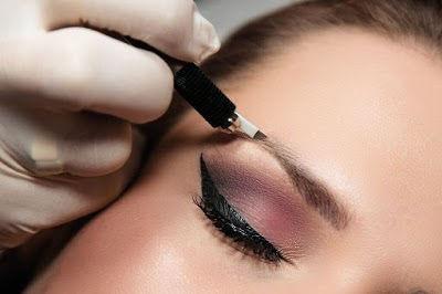 Follow up 4-6 weeks Permanent Makeup