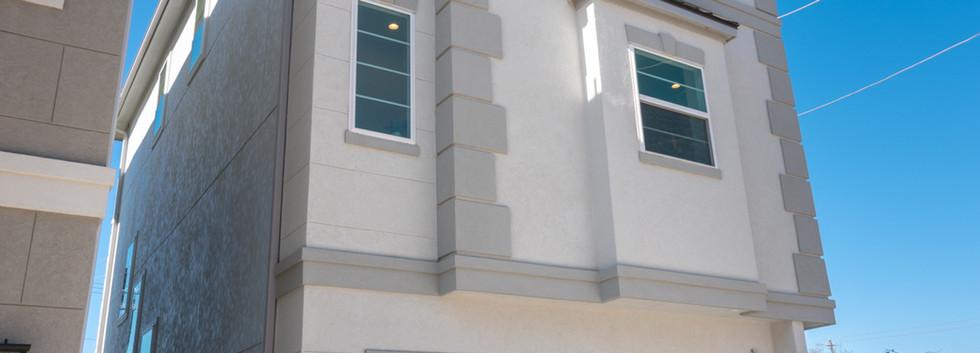 Francesca front elevation at Somerset Green