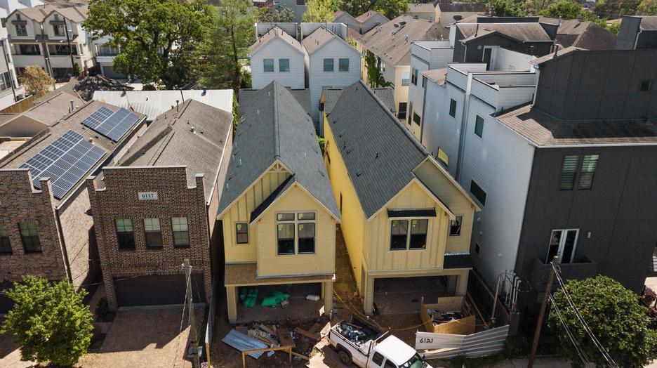 Clyde Terrace - Construction update