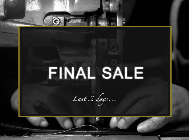 FINAL SALE (Last 3days)