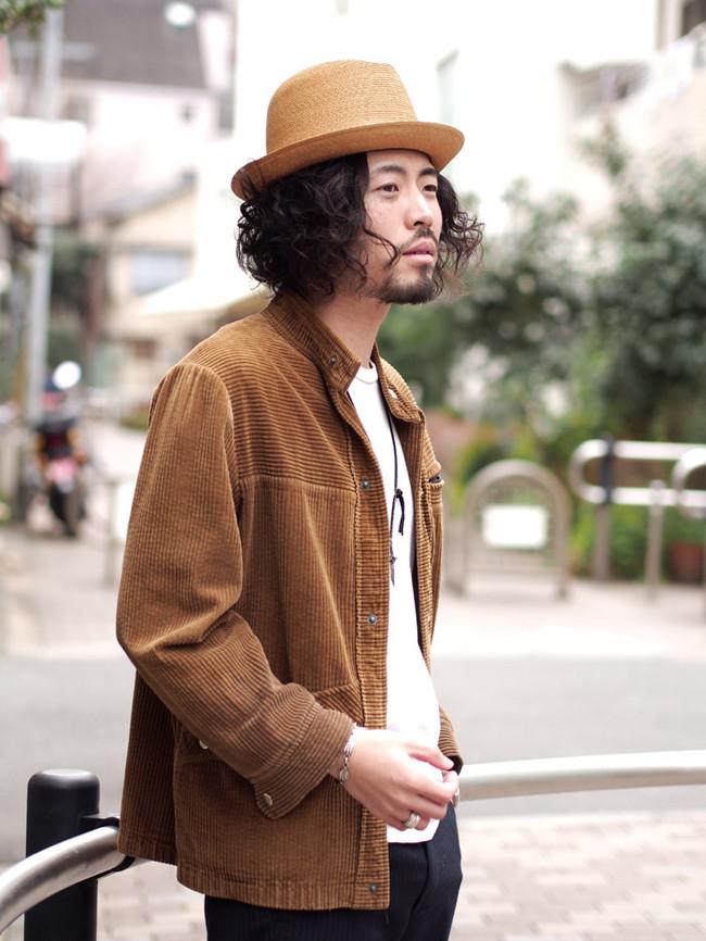 Vintage Jacket&Linen Cardigan