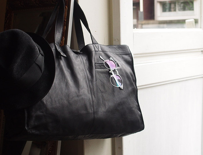 Recommend Gift~Leather Tote Bag~