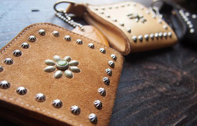 ~Reservation~HTC Flower Studs Coin Case