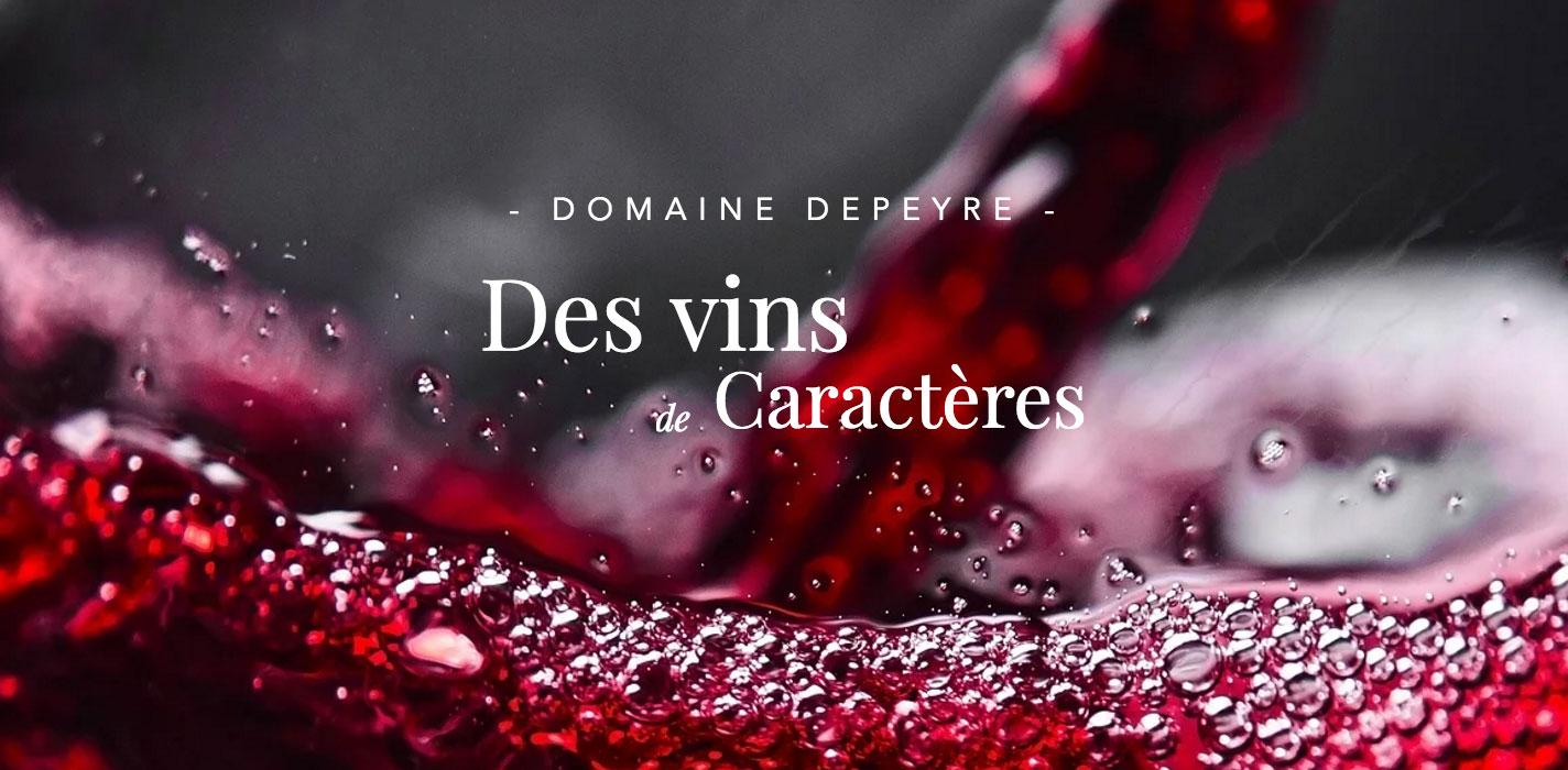 domaine_depeyre_vignerons_vin_roussillon_france_prismeandco_site_vitrine_responsive
