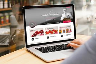 site_internet_responsive_ecommerce_maiso