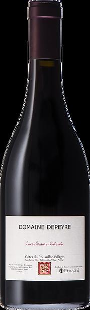 vin_rouge_sainte_colombe_cote_du_roussil