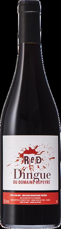 Cuvée Red Dingue 2020  - Vin de Pays des Côtes Catalanes