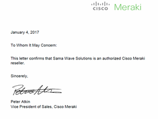 Cisco Meraki Solutions