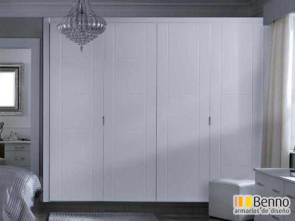 puertas de armario abatibles lacadas
