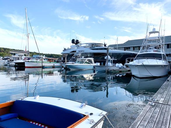 Boothbay Harbor Marina