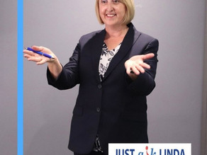 Just Ask Linda - How did it all happen