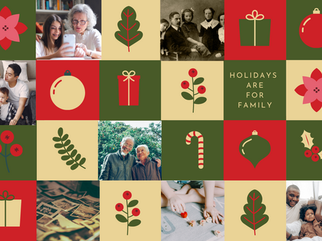 Family health history as an activity during the 2020 holiday season