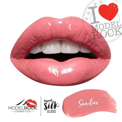 Liquid Silk Lipgloss - Sundae