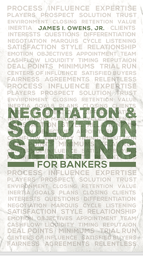 Negotiation &  Solution Selling