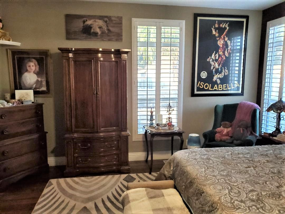 Oak 578 master bed 7