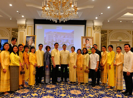 Birthday Anniversary of HM King Bhumibol Adulyadej The Great and Thailand's Father day