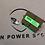 Thumbnail: Battery indicator display %