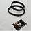 Thumbnail: HTD-5 9mm rubber belt - Length: 280mm 56 teeth