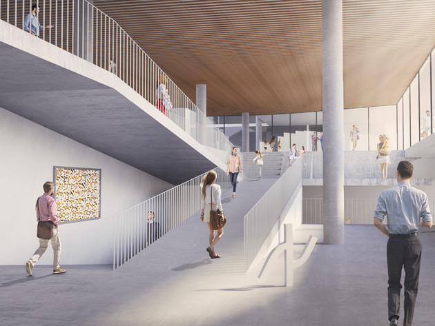 Hebrew Academy | PPY architects | 2020