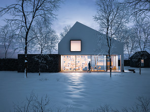 Genlain |Crépin architecture | 2020