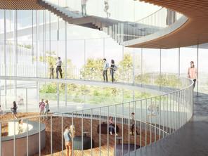 Academy of the Hebrew Language | K-P architects | 2020