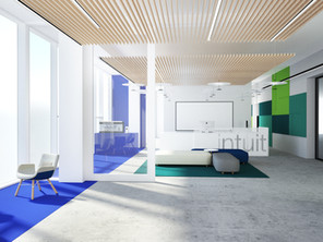 intuit office | Axelrod architects | 2019