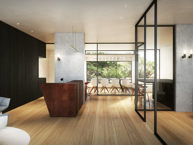 Tzuri office Herzeliya | Yaron Eldad architects | 2020